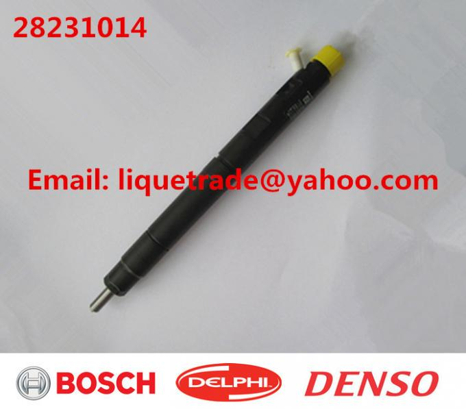 DELPHI common rail injector 28231014 for Great Wall Hover H6 1100100-ED01