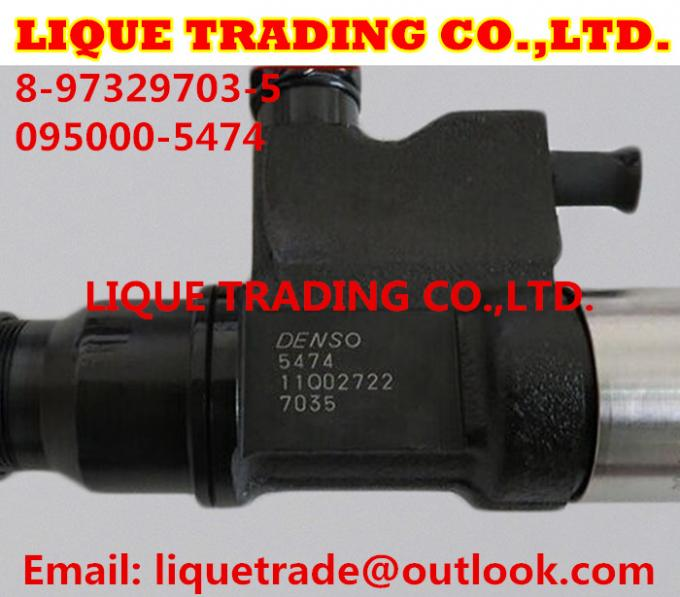 DENSO CR Injector 095000-547# / 095000-5474 / 095000-5471/ 8-97329703-5 /8-97329703-1