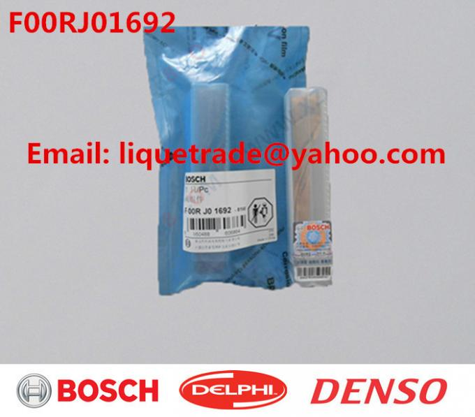 BOSCH Common rail injector valve F00RJ01692 for 0445120081, 0445120107, 0445120129