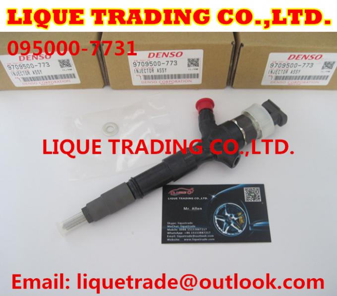 DENSO injector 095000-7720, 095000-7730, 095000-7731 for TOYOTA 23670-30320, 23670-39295