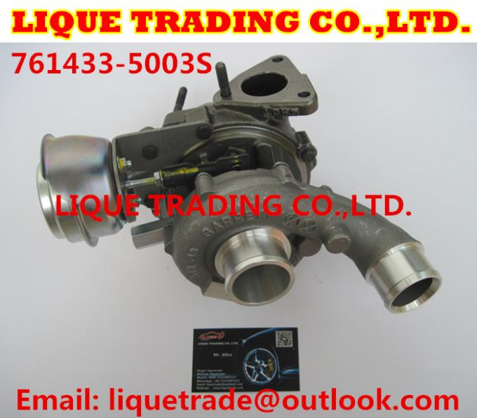 Genuine GT1549V 761433-0003 761433-5003S A6640900880 Turbo Turbocharger For SSANGYONG