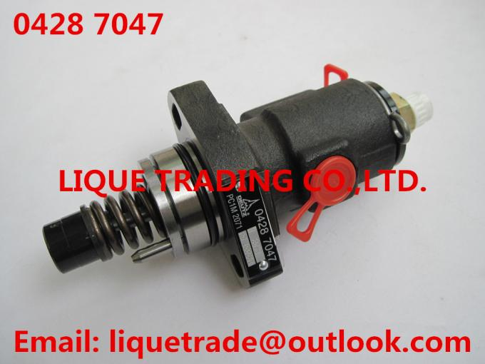 DEUTZ pump 04287047 Original and New DEUTZ unit pump 04287047 / 0428-7047 / 0428 7047