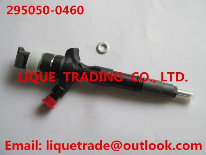 DENSO injector 295050-0460 , 295050-0200 for TOYOTA 23670-30400 , 23670-39365
