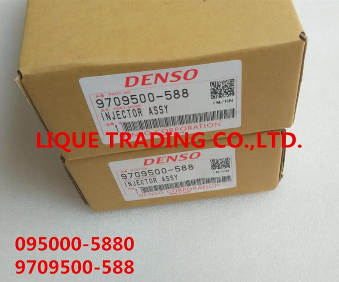 DENSO Common Rail Injector 095000-5880, 095000-5881, 9709500-588 for TOYOTA  23670-30050