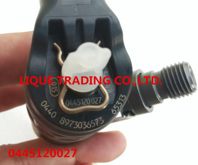 BOSCH Common rail injector 0445120027 , 0 445 120 027 ,  0445 120 027 , 8973036573 , 8-97303657-3