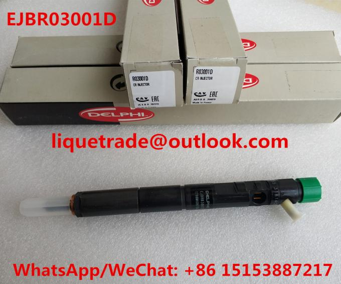 100% Original and New DELPHI INJECTOR EJBR03001D / R03001D / 33800-4X900 / 33801-4X900