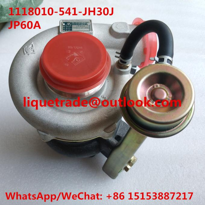 Genuine and new turbocharger JP60A , 1118010-541-JH30J