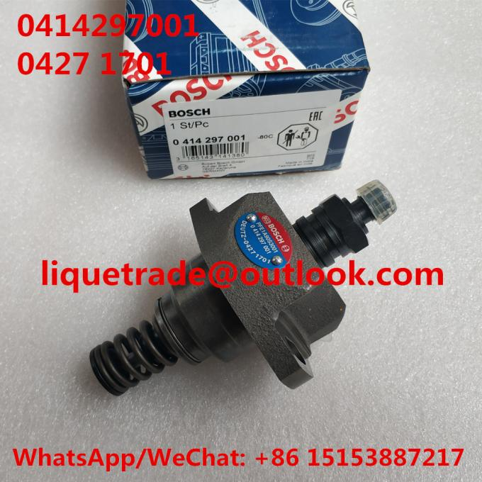 BOSCH unit pump 0414297001 , 0 414 297 001 DEUTZ  04271701, 0427 1701, 0427-1701