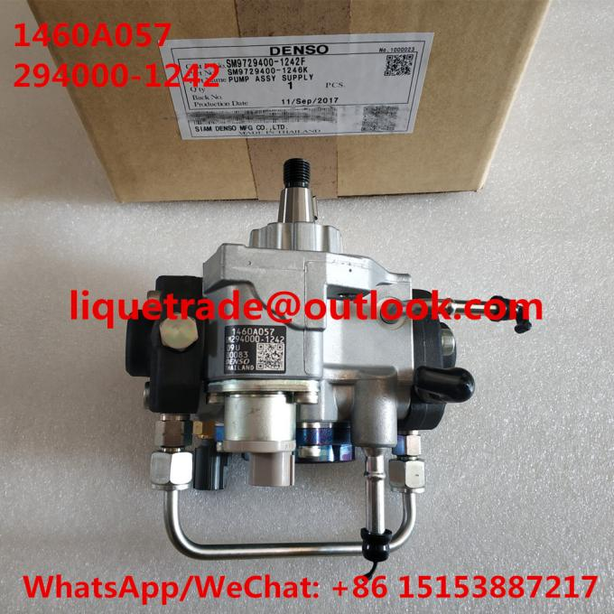 DENSO Common rail fuel pump 1460A057, 294000-1242, 9729400-1242, 9729400-1246, SM9729400-1242 , SM9729400-1246