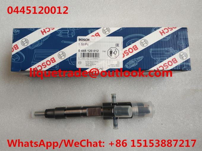 BOSCH INJECTOR 0445120012 Common Rail injector 0 445 120 012 , 0445 120 012