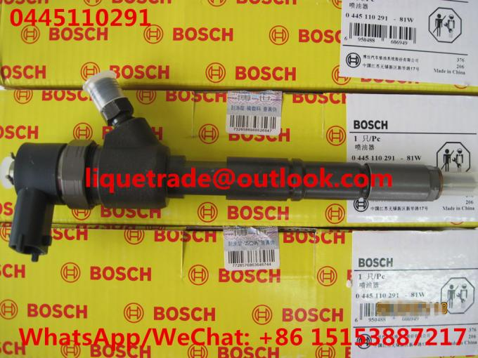 BOSCH Common Rail Injector 0445110291 , 0 445 110 291