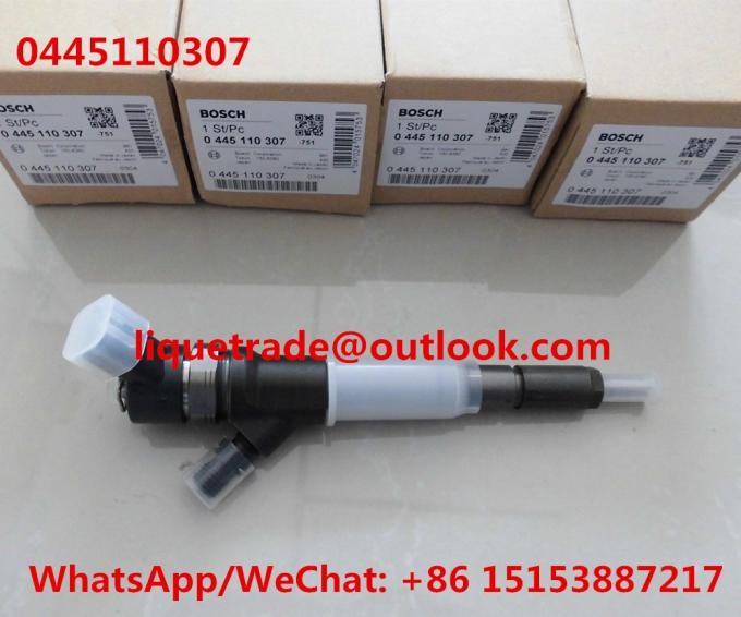 BOSCH Common rail injector 0445110307 , 0 445 110 307 , 0445 110 307