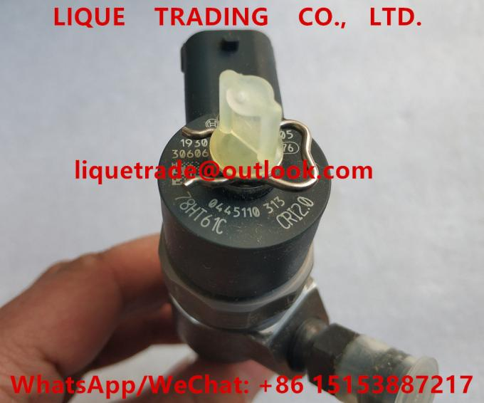BOSCH Common rail injector 0445110313 , 0 445 110 313 , 0445 110 313