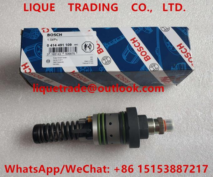 BOSCH Unit Pump 0414491109 , 0 414 491 109 , 02112405 , 2112405 , 0414 491 109 , 414491109 , 0211 2405 , 0211-2405