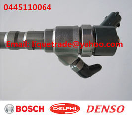 China BOSCH Original and New Common rail injector 0445110101, 0445110064 for HYUNDAI 33800-27000 supplier