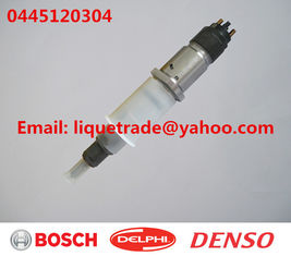 China BOSCH Genuine & New Common Rail Injector 0445120304 for ISLE engine 5272937 supplier