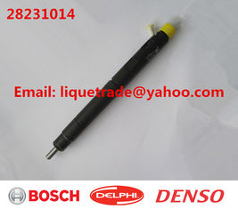China DELPHI common rail injector 28231014 for Great Wall Hover H6 1100100-ED01 supplier
