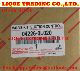 China DENSO SCV kit 294200-0040, 294200-0042, 294200-0041 for TOYOTA 04226-0L020 supplier