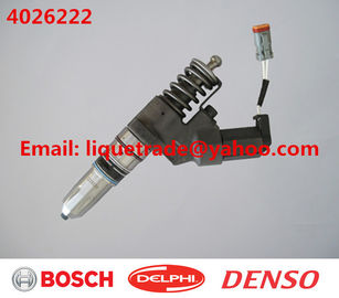 China Genuine and New Fuel Injector 4026222 for CUMMINS QSM11 supplier