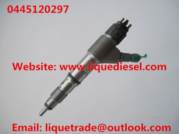 China BOSCH Genuine Common rail injector 0445120297 for 5264272 supplier