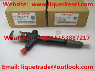 China DENSO injector 095000-7760, 095000-7761, 9709500-776 for TOYOTA 23670-30300,23670-39275 supplier
