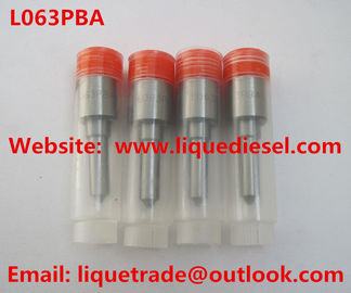 China Fuel injector nozzle L063PBA supplier