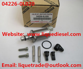 China DENSO SCV kit 04226-0L020 294200-0040, 294200-0042, 294200-0041 for TOYOTA 04226-0L020 supplier