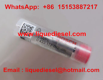 China BOSCH fuel nozzle 0433172092 , 0 433 172 092 , DLLA140P1790, DLLA 140 P 1790 for BOSCH supplier