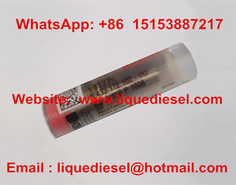 China Genuine and original fuel nozzle 0433172102, 0 433 172 102, DLLA150P1808 , DLLA 150 P 1808 supplier