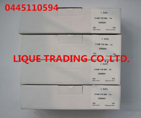 China Original and Brand New Common Rail Injector 0445110594 for CUMMINS 5258744 5309291 ISF2.8 supplier
