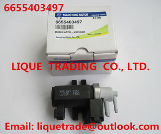 China MODULATOR-VACUUM 6655403497, A6655403497, 6655403197 , A6655403197 for Ssangyong supplier
