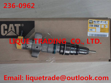 China CAT Brand New Fuel Injector OEM 236-0962 / 2360962 For Caterpillar CAT 330C Injector 10R-7224 Engine C-9 supplier