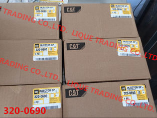 China CATERPILLAR Genuine CAT Fuel Injector 320-0690 / 3200690 for C6.6 Engine supplier