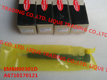 China DELPHI INJECTOR EMBR00301D Common rail injector EMBR00301D , R00301D SSANGYONG Korando injector 6710170121 A6710170121 supplier