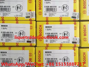 China BOSCH Solenoid Valve 0928400818 , 0 928 400 818 , 0928 400 818  Inlet Metering unit supplier