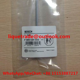 China BOSCH Common rail control valve F00VC01033 , F 00V C01 033 Genuine and New supplier