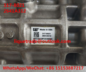 China Caterpillar CAT Common Rail Fuel Pump  317-8021 , 2641A312 , 3178021 , 317 8021 supplier