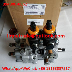 China DENSO Genuine and New fuel pump 094000-0662 suit HOWO R61540080101 supplier