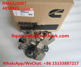 China BOSCH Fuel Pump 0445020007, 0 445 020 007 for Cummins 4898921, IVECO 5801382396 supplier