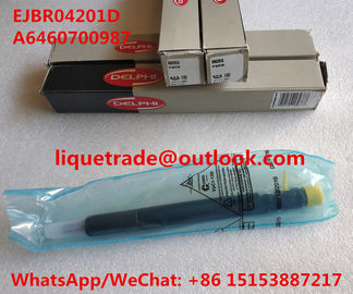 China DELPHI INJECTOR EJBR04201D , R04201D , A6460700987 for Mercedes Benz supplier