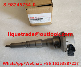 China ISUZU Common rail injector 8982457540 / 8-98245754-0 for ISUZU supplier