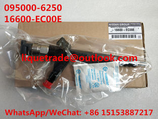 China DENSO INJECTOR 16600-EC00E, 16600EC00E, 095000-6250 NISSAN 16600-EB70A ,16600-EB70D supplier