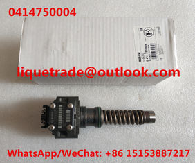 China BOSCH Genuine Pump 0 414 750 004 , 0414750004 For Deutz 02112706 Volvo 20450666 supplier