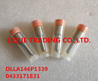 China Common Rail Injector Nozzle DLLA146P1339, 0433171831, DLLA 146 P 1339, 0 433 171 831 supplier