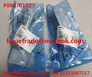 China BOSCH Genuine and New injector valve F00RJ01727 , F 00R J01 727 supplier