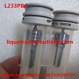 China DELPHI Genuine NOZZLE L233PBC Common Rail Injector Nozzle L233PBC , L233 , NOZZLE 233 supplier