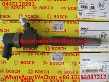 China BOSCH Common Rail Injector 0445110291 ,  0 445 110 291 ,  0445 110 291 supplier