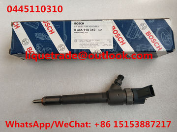 China BOSCH Genuine fuel injector 0445110310 , 0 445 110 310 , 0445 110 310 supplier