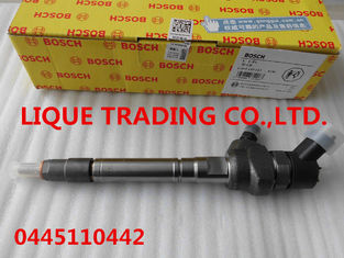 China BOSCH Common rail injector 0445110442 , 0 445 110 442 , 0445 110 442 for Great wall Hover supplier