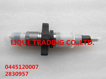 China BOSCH Genuine Fuel injector 0445120007 , 0 445 120 007 , 0445 120 007  IVECO 2830957 supplier